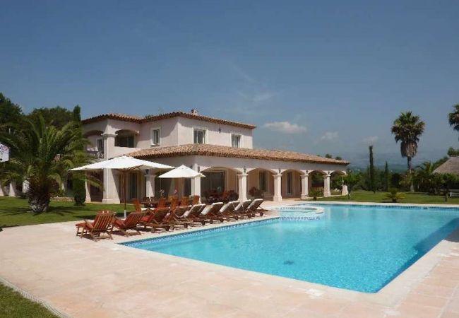 Villa à Valbonne - HSUD0079