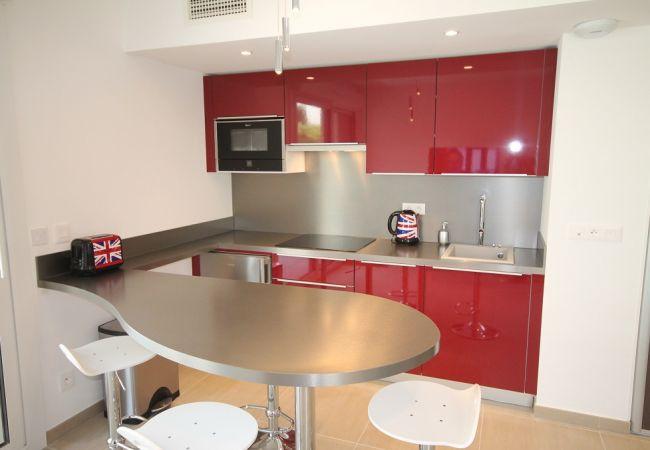 Appartement à Cannes - HSUD0114