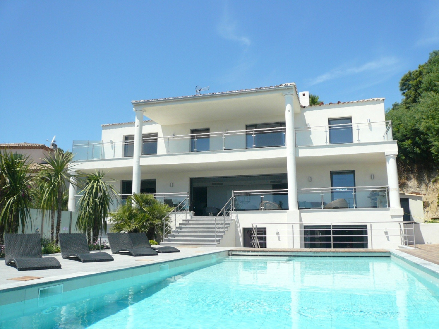Belle villa avec piscine antibes - Location villa hammamet avec piscine ...