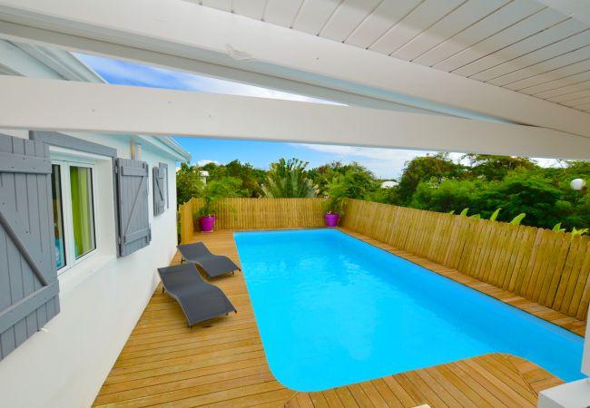 Villa à Saint-François - Turquoise Guadeloupe