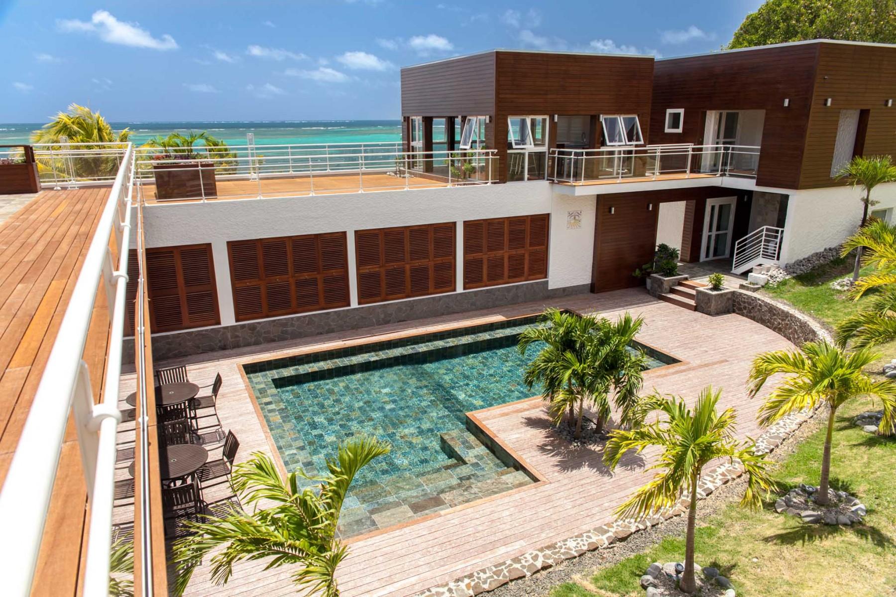 villa isabelle martinique 9 ch location villa luxe au. Black Bedroom Furniture Sets. Home Design Ideas