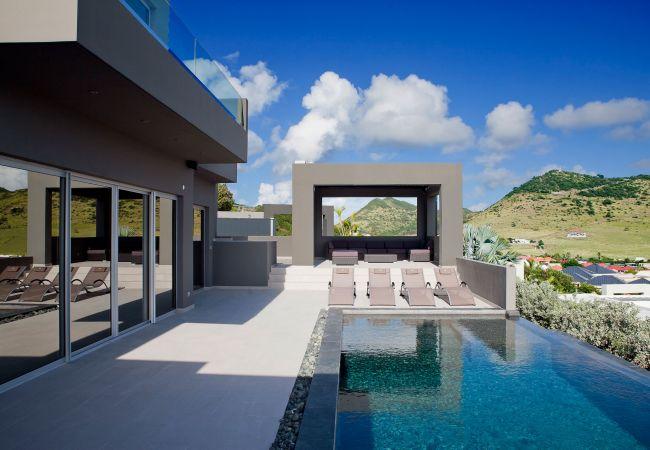 Villa à Orient Bay - Emvie