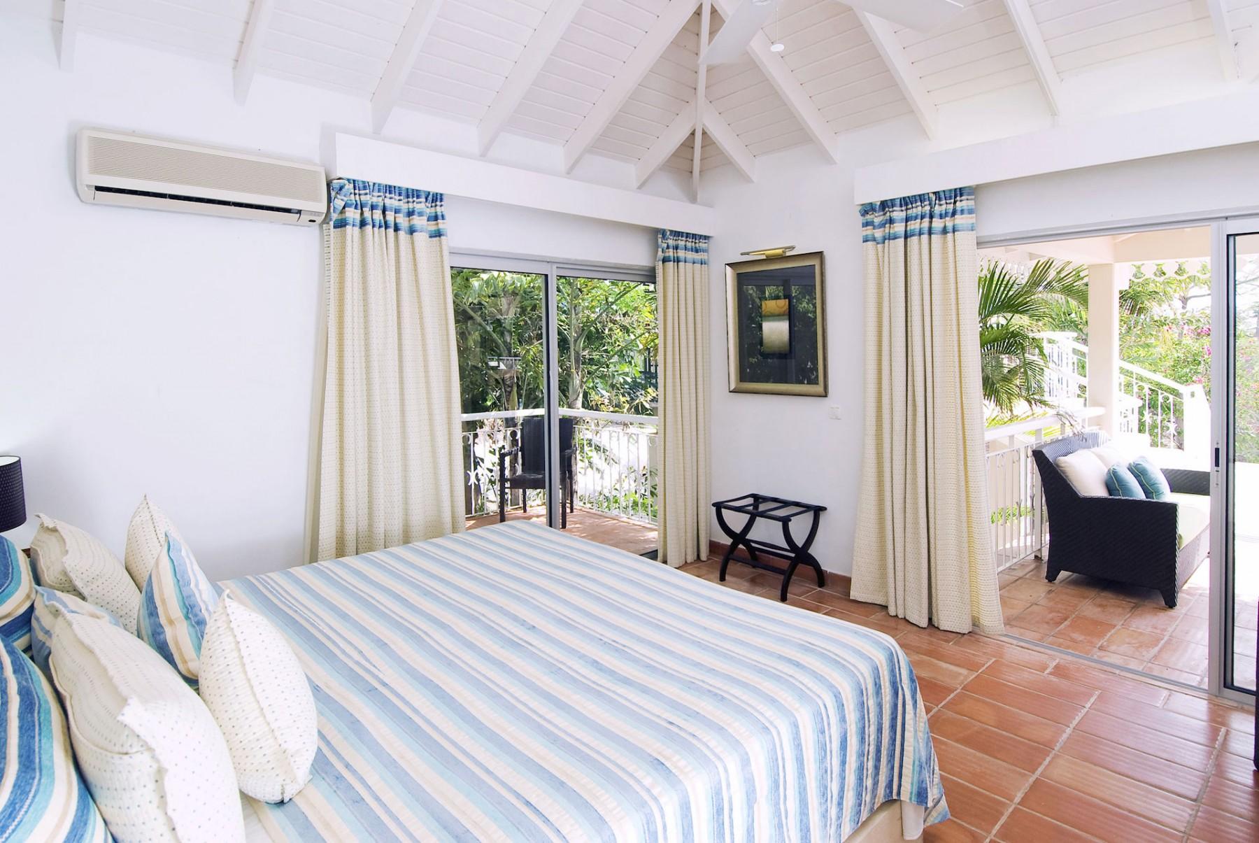 Villa Jardin Creole St Martin - 4 CH Location Villa Luxe Terres Basses