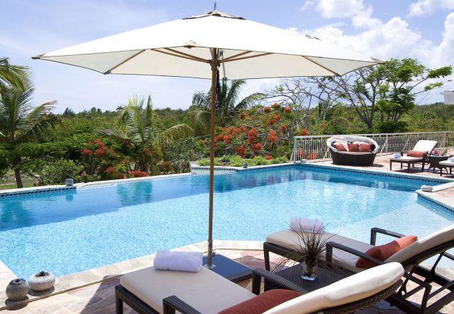 Villa à Terres Basses - Jardin Creole