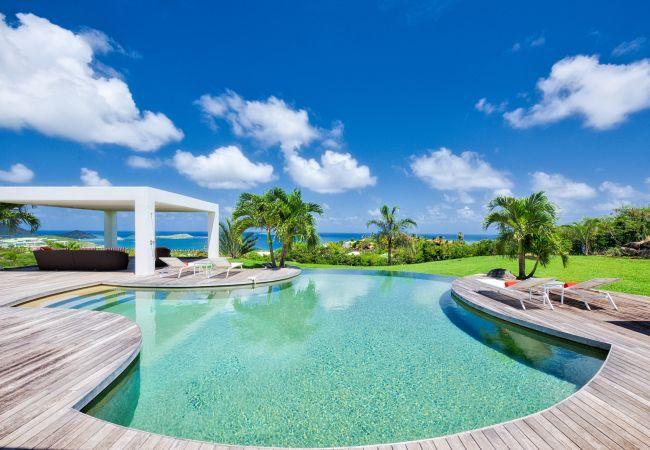 Villa à Orient Bay - Karukera St Martin