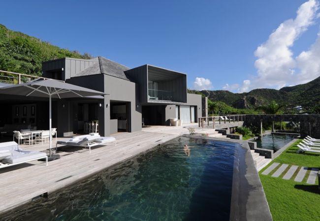 Villa à Saint Barthélemy - Dunes