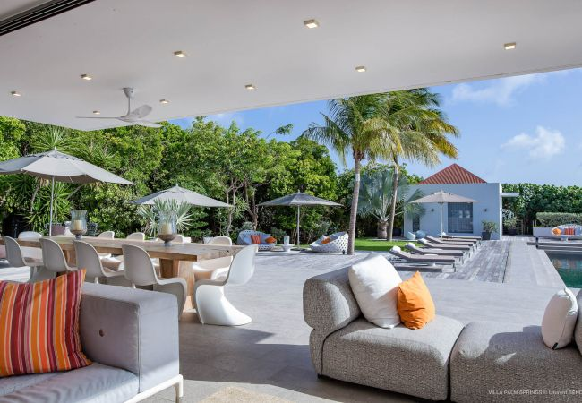 Villa à Saint Barthélemy - Palm Springs