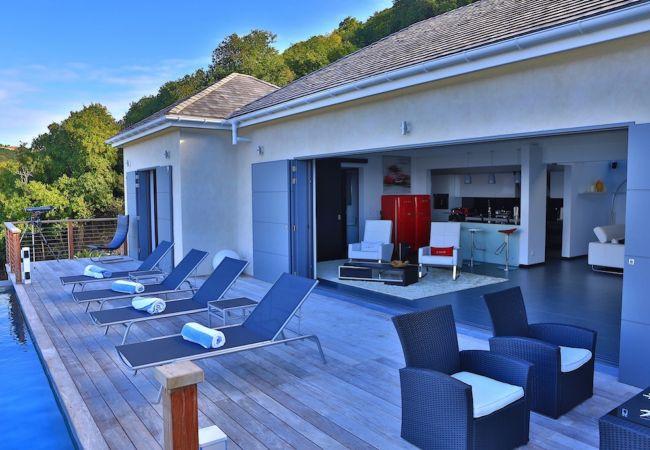 Villa à Saint Barthélemy - Nita