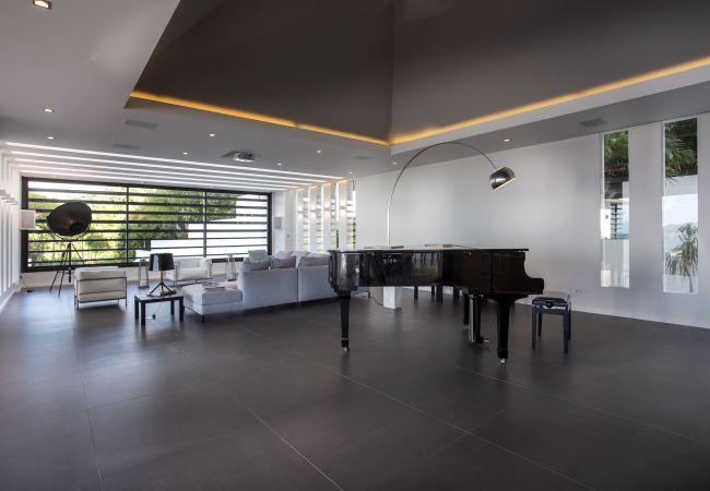 Villa à Saint Barthélemy - My Way