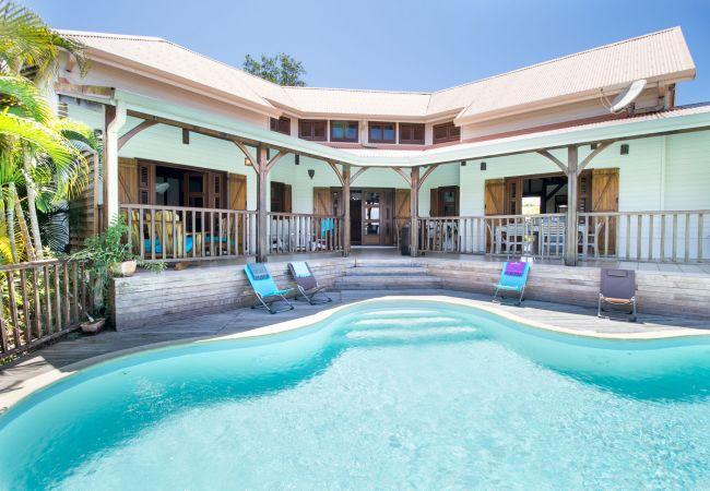 Villa à Les Trois-Ilets - Saïdy