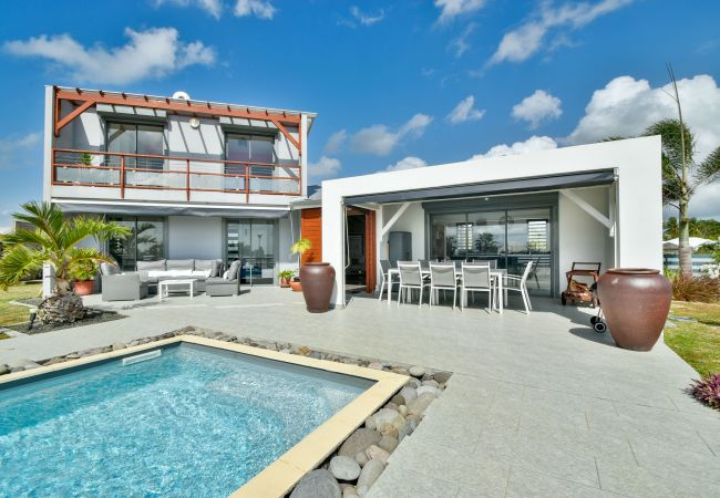Villa à Sainte-Anne - Andrea Guadeloupe