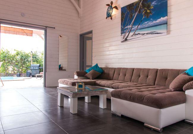 Villa à Les Anses-d´Arlet - Lorada