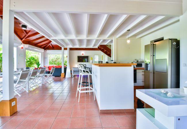 Villa à Saint-François - Kanel