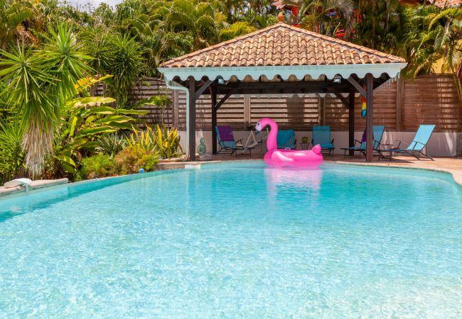 Villa à Les Trois-Ilets - Bleu Caraibes