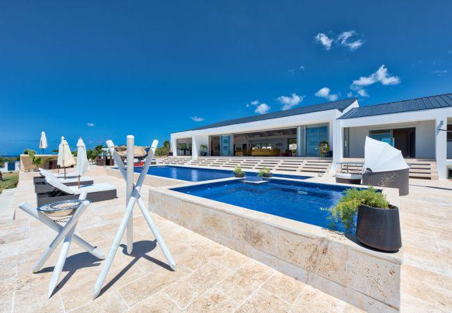Villa à Terres Basses - Grande Azure