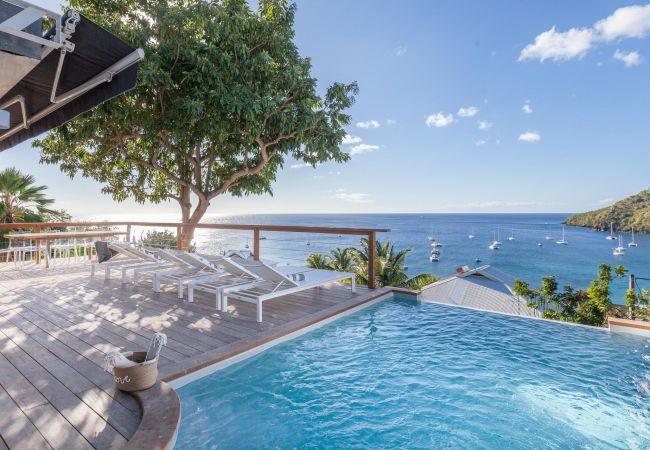 Villa à Les Anses-d´Arlet - Ondines