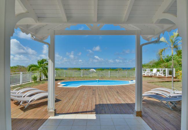 Villa à Saint-François - Kaouane Guadeloupe