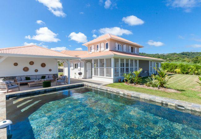 Villa à Le Vauclin - Rhum & Spa