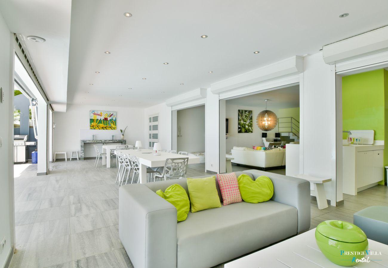 Villa à Saint-François - Paradisiac
