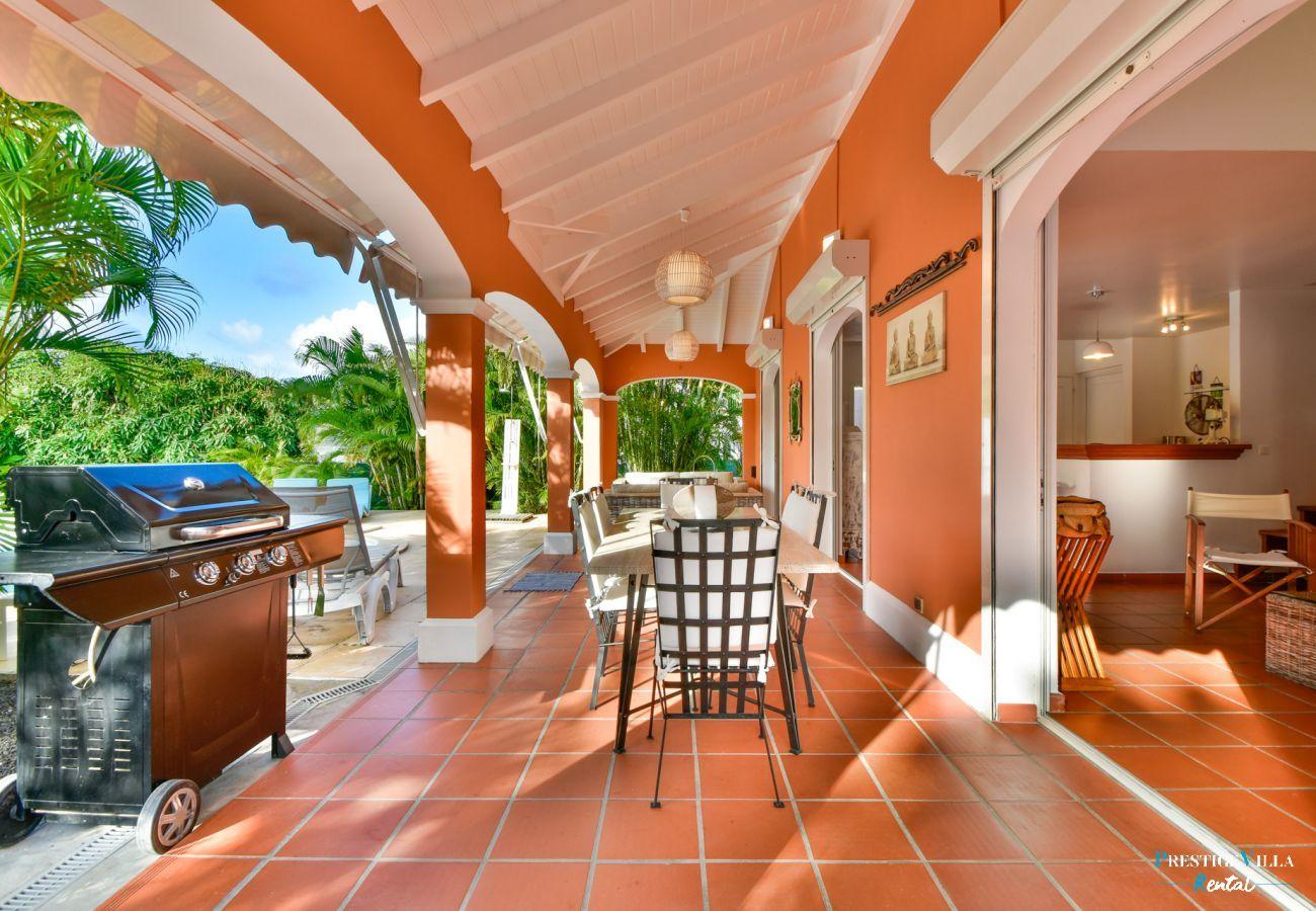 Villa à Saint-François - Aloha Guadeloupe