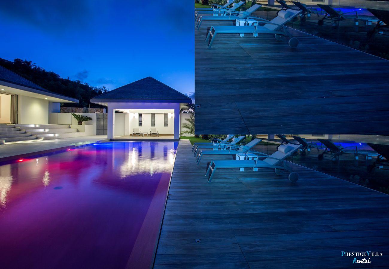Villa à Saint Barthélemy - Wine Note