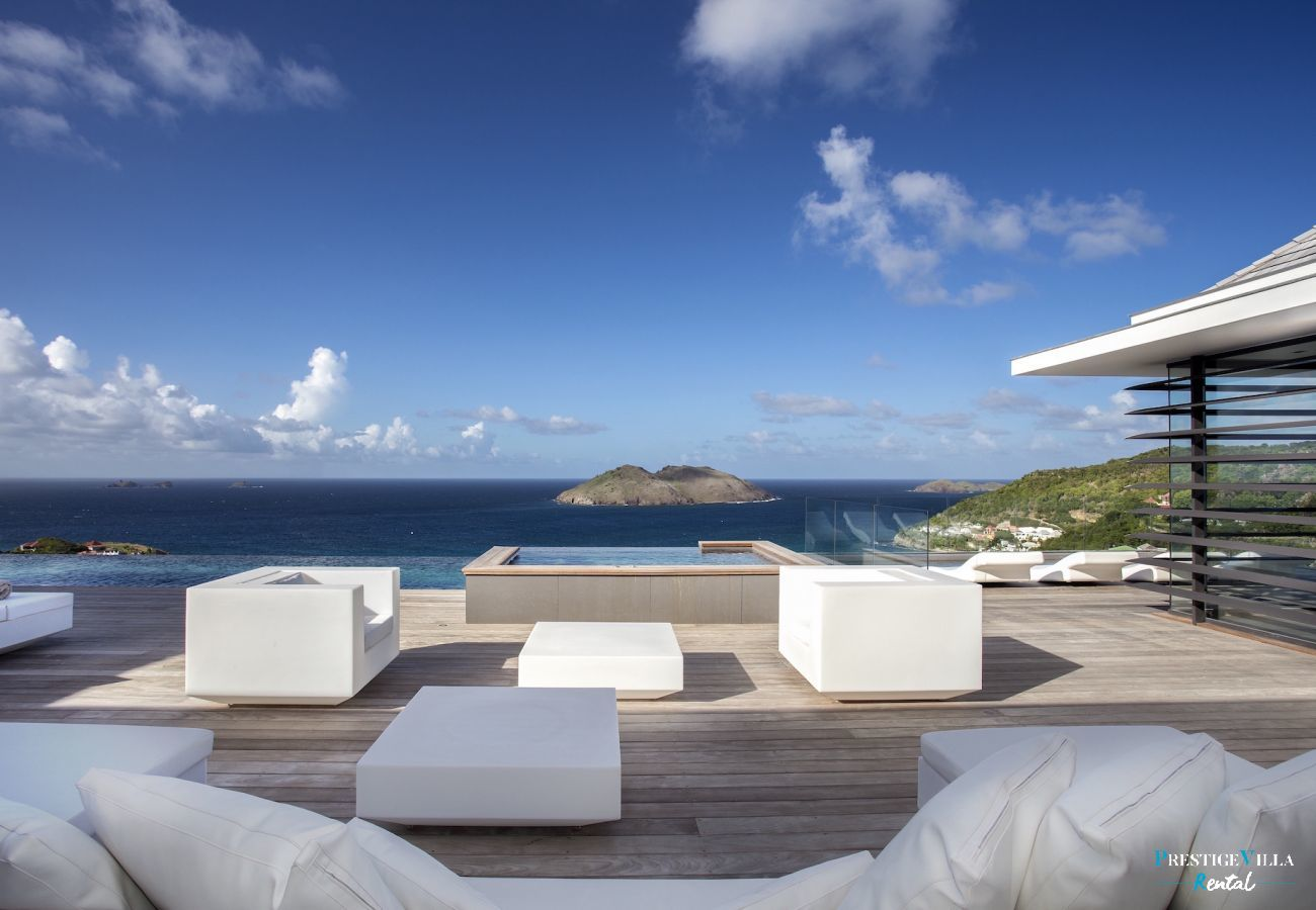 Villa à Saint Barthélemy - My Way