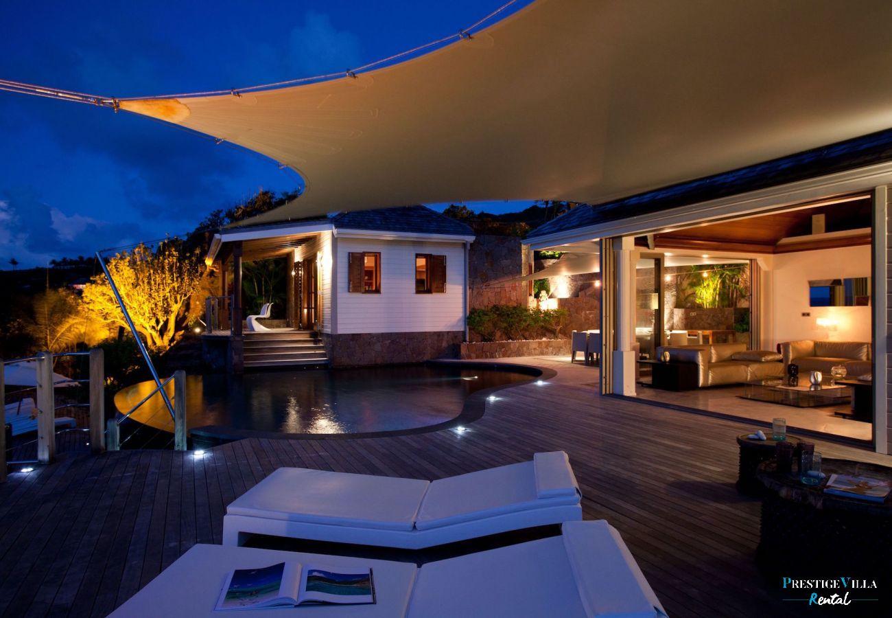 Villa à Saint Barthélemy - Indian Song