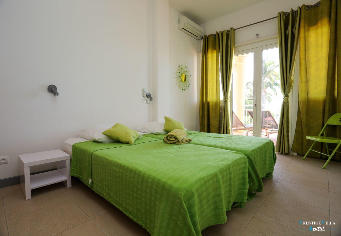 Appartement à Saint-François - Paradise