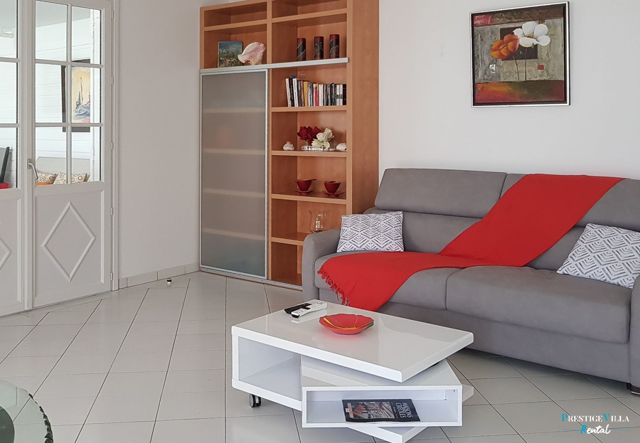 Appartement à Saint-François - Aloe Savannah