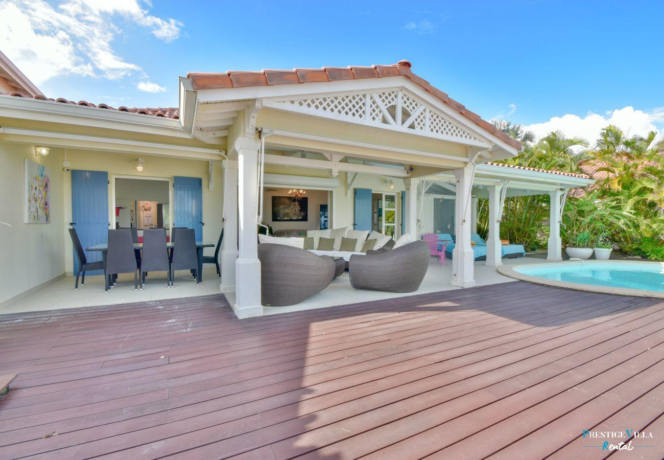 Villa à Saint-François - Beach 8 Guadeloupe