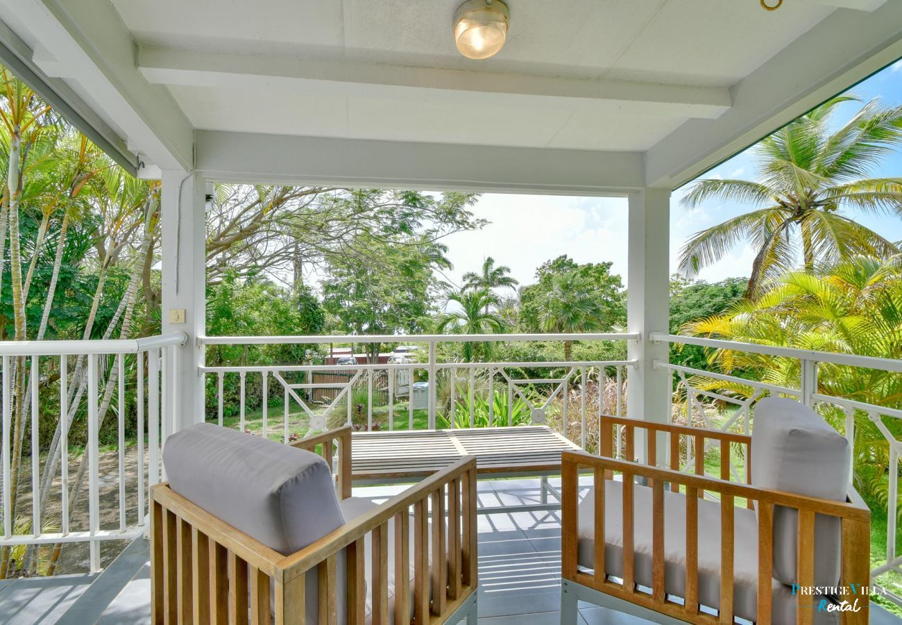 Villa à Sainte-Anne - Clio Guadeloupe