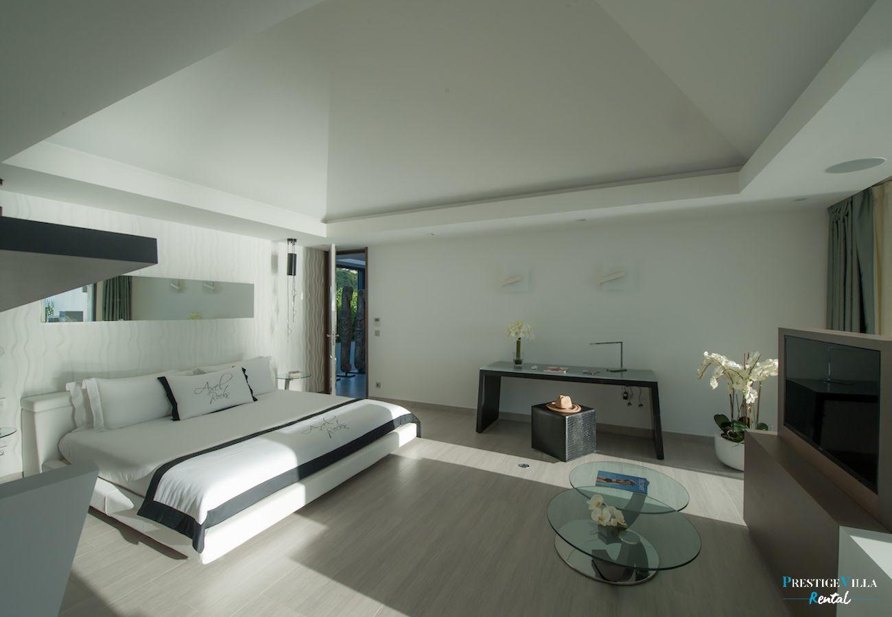 Villa à Saint Barthélemy - Axel Rock