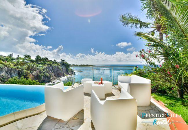 Villa à Sainte-Anne - Ocean Guadeloupe