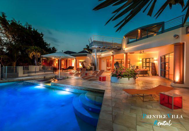 Villa à Terres Basses - Blue Palm St Martin