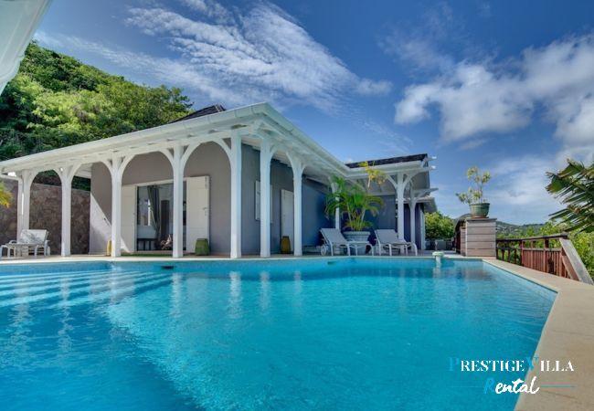 Villa à Saint Barthélemy - Lagon Jaune