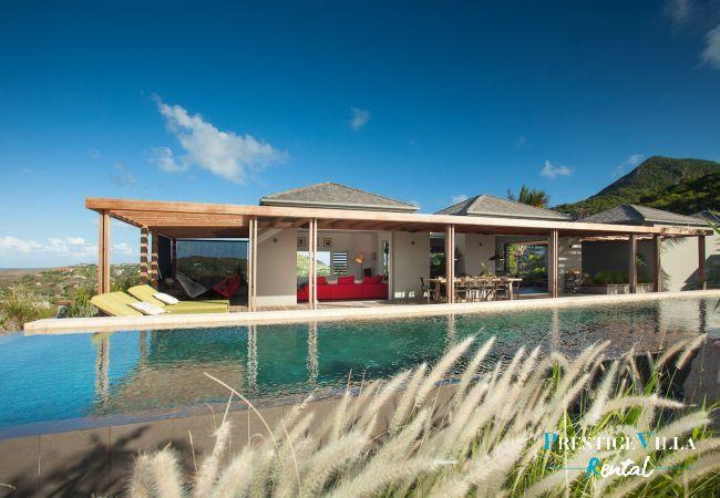 Villa à Saint Barthélemy - Imagine