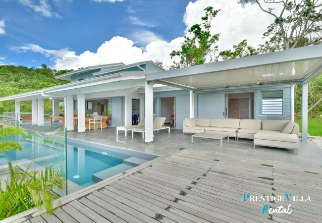 Villa à Deshaies - Swell
