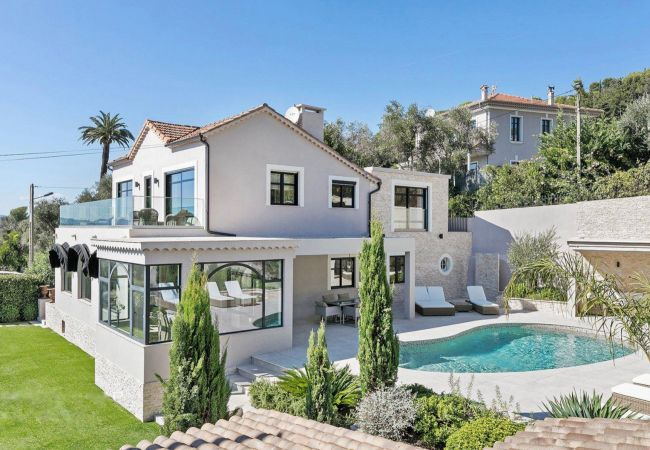 Villa/Dettached house in Cannes - HSUD0041