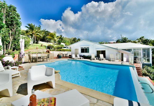 Villa in Sainte-Anne - Ocean Guadeloupe