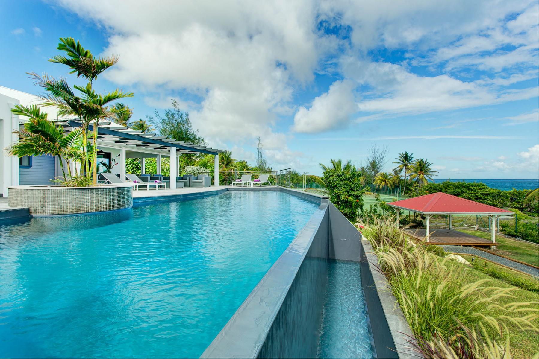 Prestige Villa Rental Guadeloupe