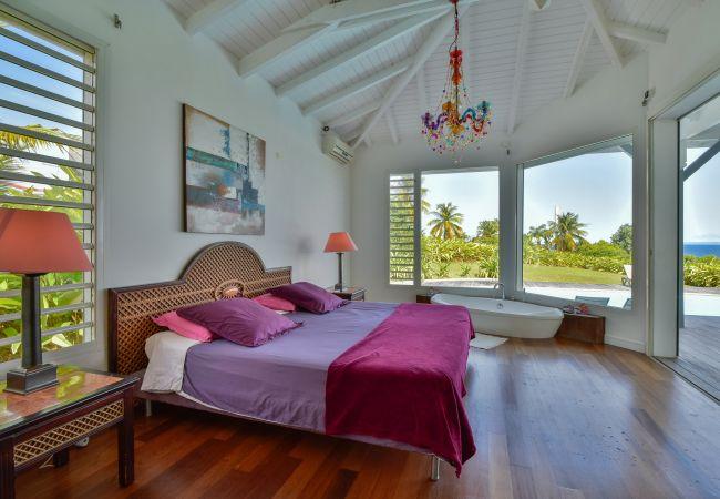 Villa in Sainte-Anne - Yin & Yang