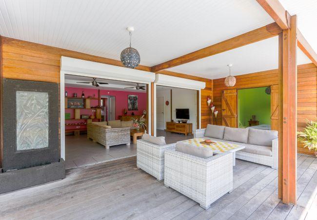 Villa in Saint-François - Couleur Passion