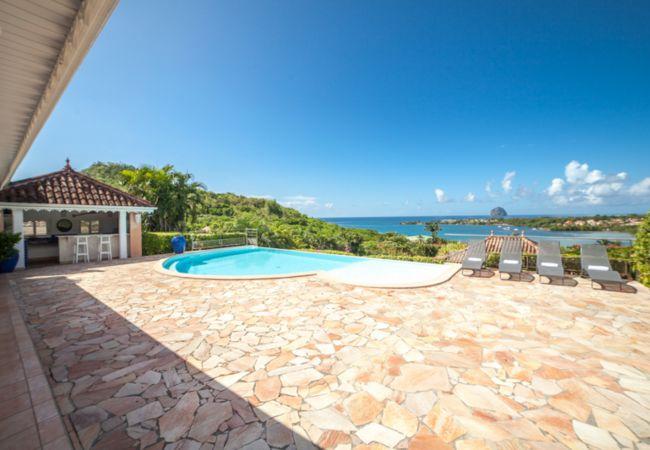Villa in Le Diamant - Beach House