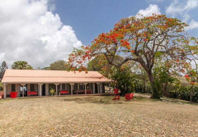 Villa in Le François - Habitation du Simon