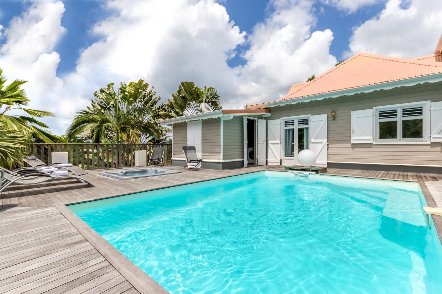 Villa In Les Trois Ilets   Tiffany ...