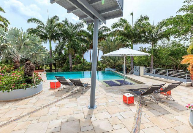 Villa in Terres Basses - Blue Palm St Martin