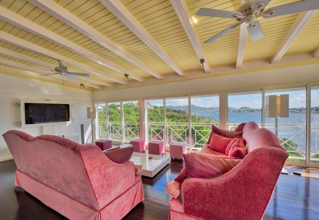 Villa in Terres Basses - Grand View