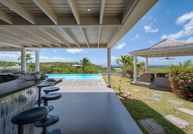 Villa in Terres Basses - No Limit
