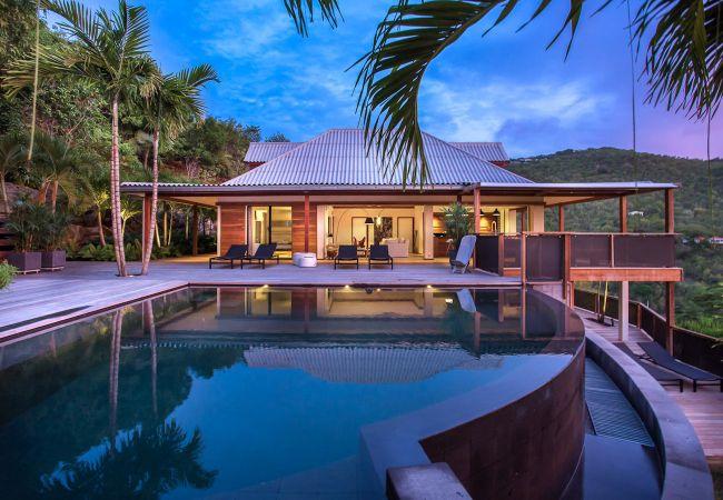 Villa in Saint Barthélemy - Apache