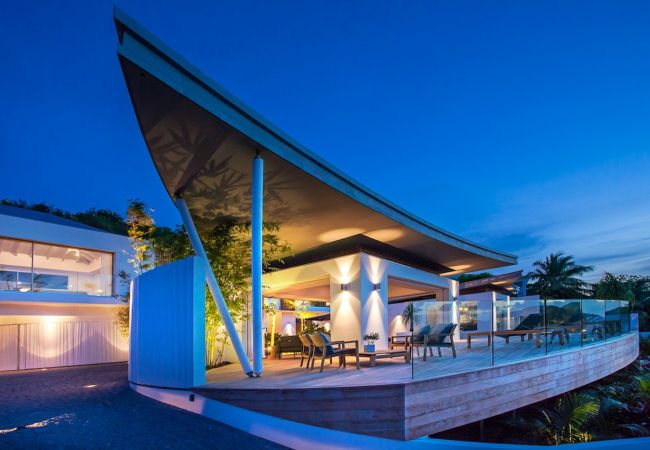 Villa in Saint Barthélemy - Wings